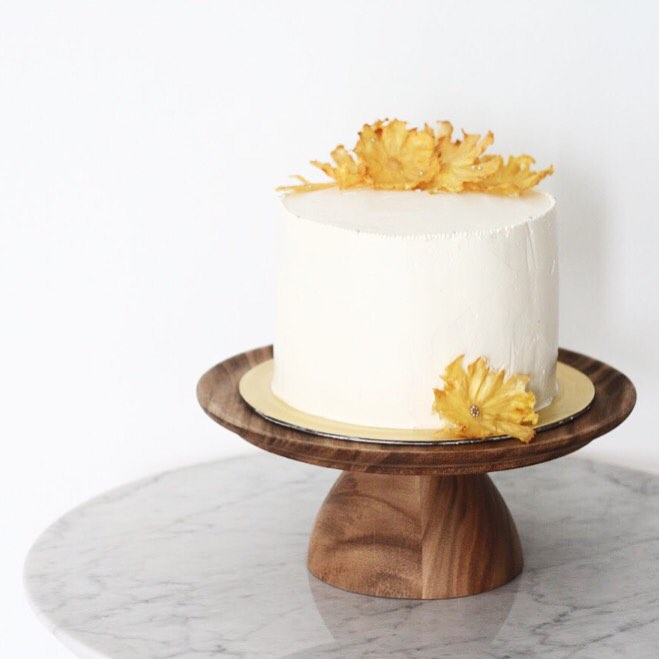 Pineapple Butter Cake