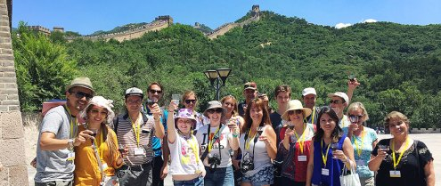 Beijing Tours  Private Package   Group to Great Wall  Forbidden City Small Group China Tours from Beijing