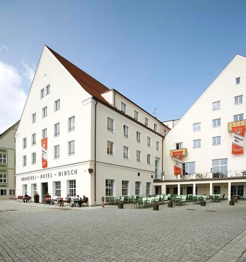 AKZENT Brauerei Hotel Hirsch - Bayern, Deutschland (Kurzreise)