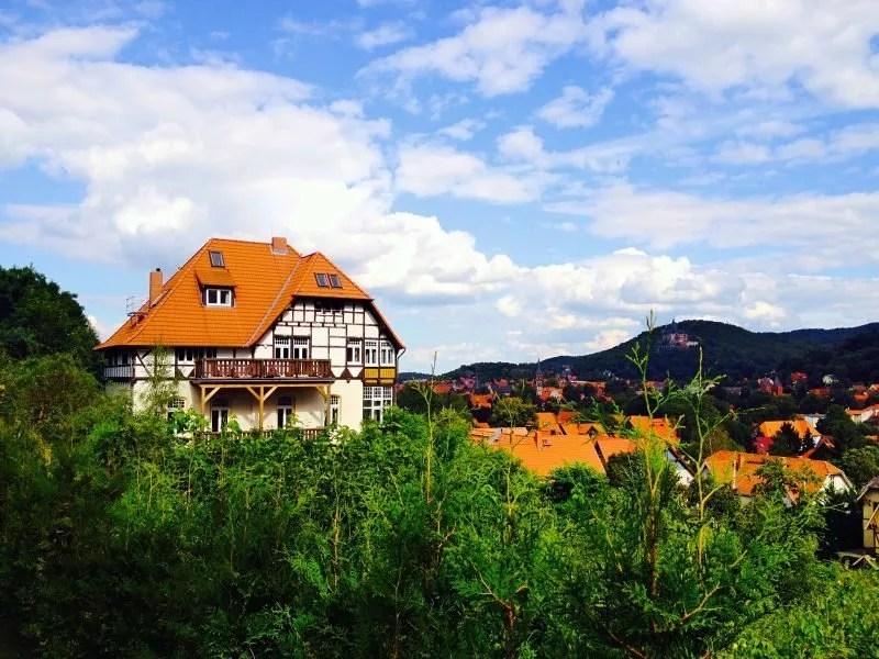 Apartmens Villa Ratskopf - Sachsen-Anhalt, Deutschland (Kurzreise)