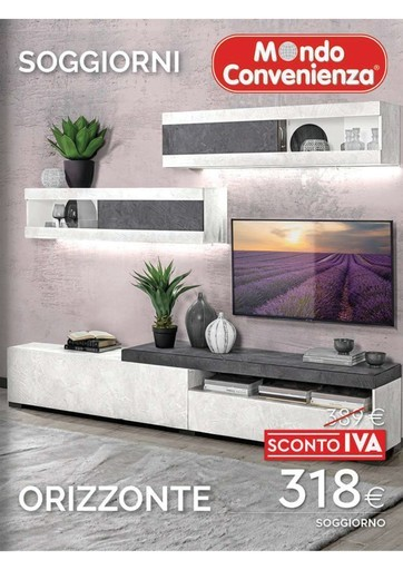 Scopri tutti i mobili per il soggiorno: Catalogo Mondo Convenienza Offerte E Negozi Volantinofacile It