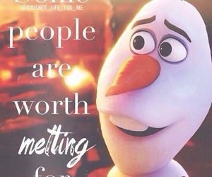 452 images about Disney quotes on We Heart It   See more about     frozen  olaf  and quote image