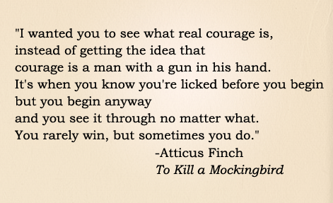 Image result for to kill a mockingbird quotes