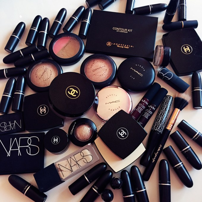makeup madness!! | via tumblr on we heart it