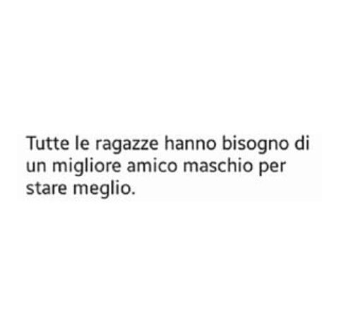 Migliore Amico Uploaded By Evelyn On We Heart It