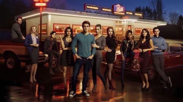 De cast van Riverdale S2