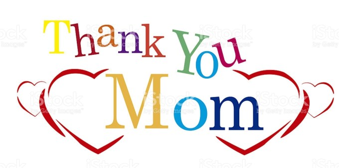 Image result for Thank you mom