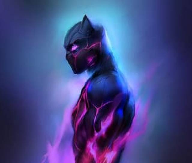 Black Panther And Marvel Image