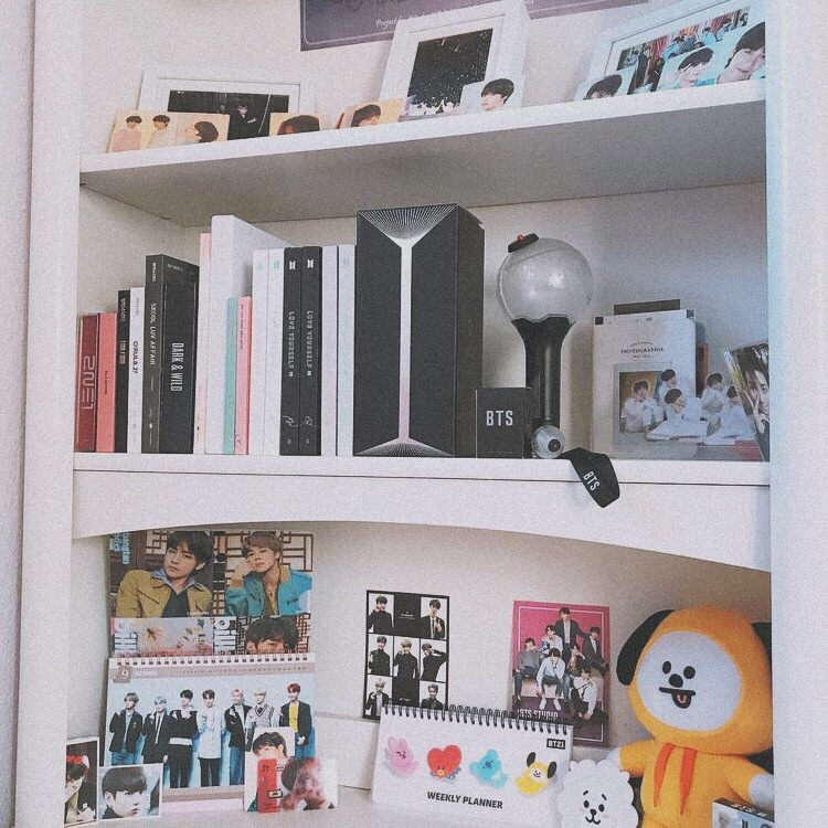 ideal room shared by ??????????༄ on We Heart It on Room Decor Bts id=95555