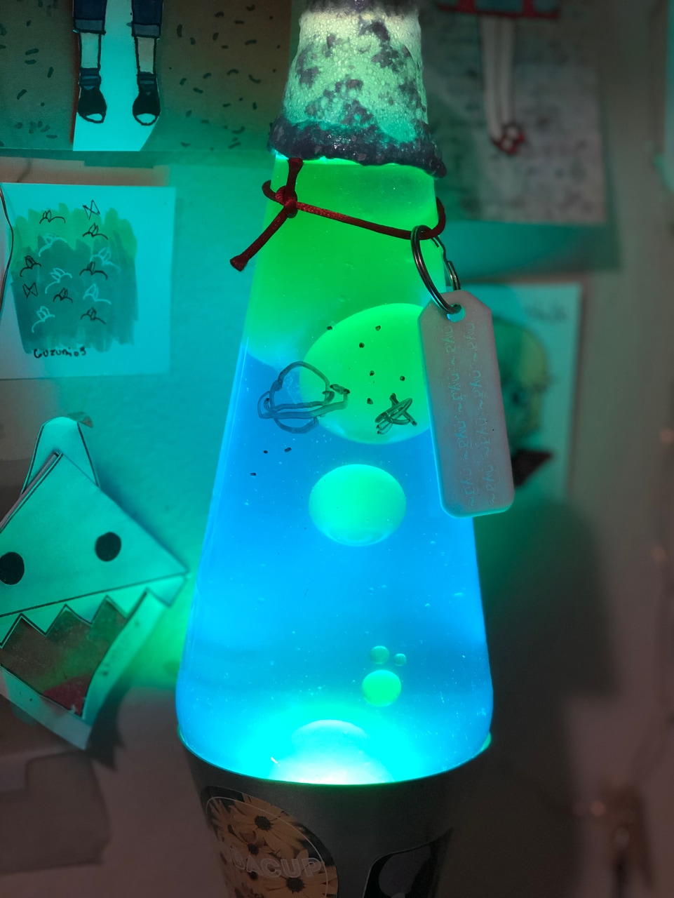 Lava Lamp Discovered By Hanazukifurby On We Heart It