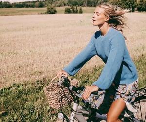 bike, fresh, and fashion -kuva