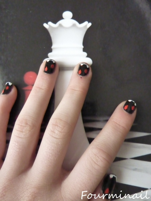 Nail art twilight