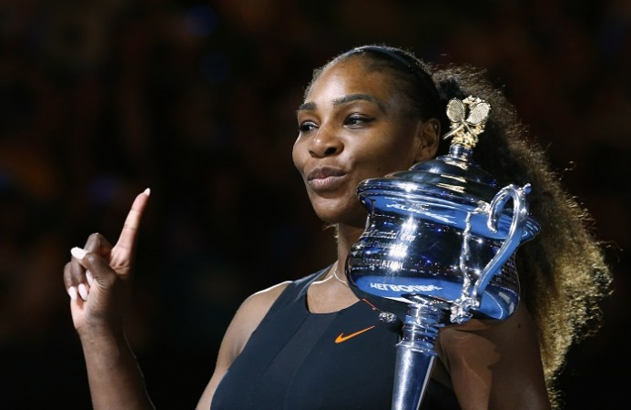 Serena Williams, World No.1 and Grand Slam Champion for a 23rd time. Order is restored on the WTA Tour.