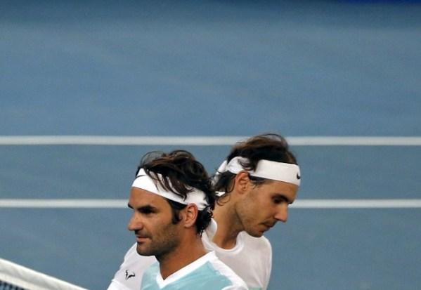 Roger Federer, Rafael Nadal, Australian Open, final, men's singles