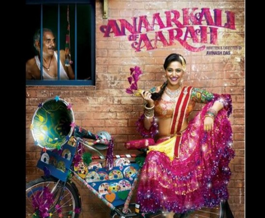Image result for anarkali of aarah