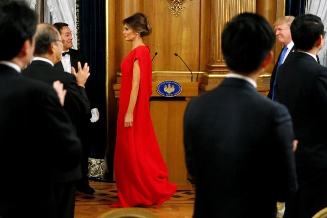 Trumps Communications Head Hope Hicks Wears Tuxedo