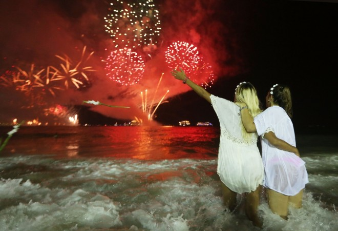 New Year 2018 fireworks watch online  Where to watch the     Rio de Janeiro fireworks