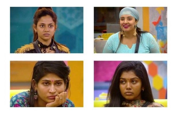 Bigg Boss Tamil 2 13th Week Elimination