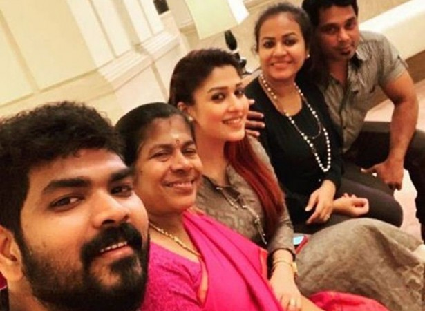 Image result for nayanthara family pics