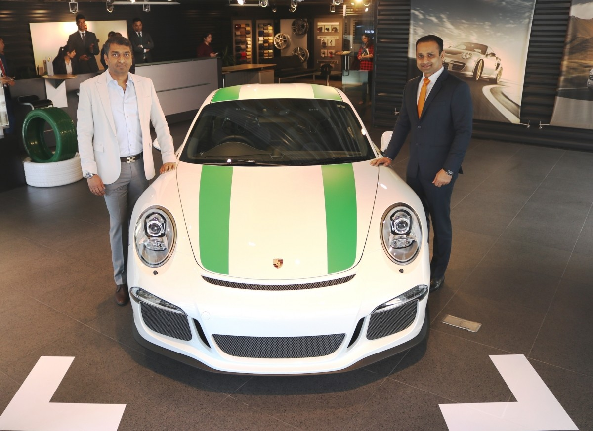 Porsche 911 R Exclusive Edition India S First And Only Unit Finds Its Home In Bengaluru