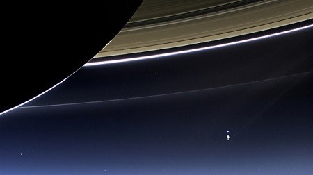 NASA's Cassini and Messenger Spacecraft Capture Stunning ...