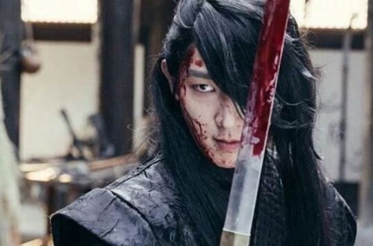 Image result for Lee Jun Ki scarlet heart gif