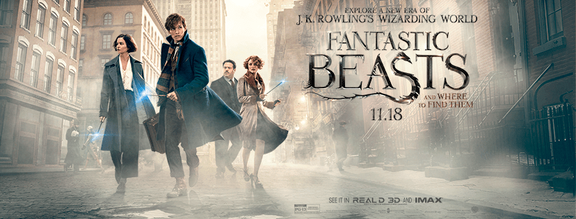 Afbeeldingsresultaat voor fantastic beasts and where to find them