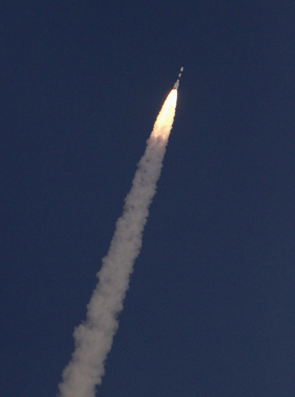 India Successfully Launches First Mission to Mars PM