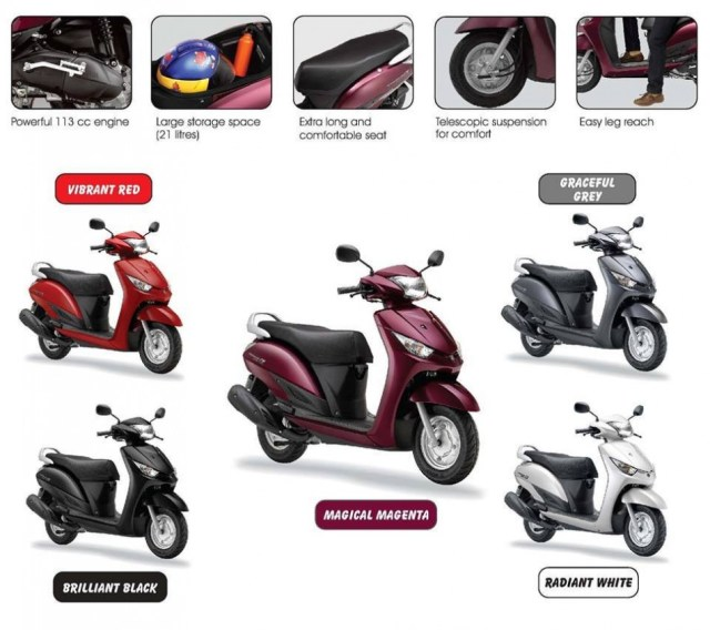 Yamaha Launches Alpha Automatic Scooter in India; Price ...