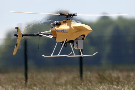 Drones to Help Farmers Monitor their Crops (Representational Image)