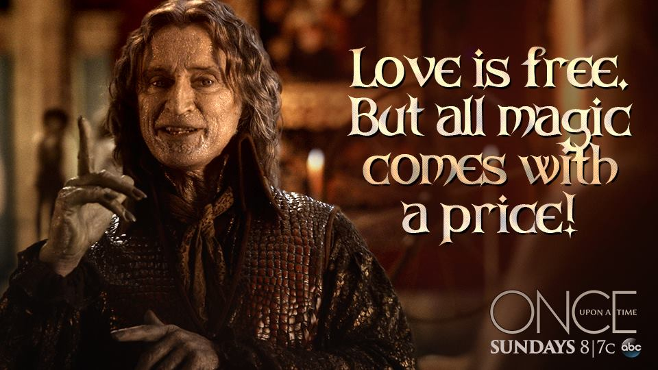 Rumpelstiltskin Once Upon A Time Quotes: A Fairytale Composite