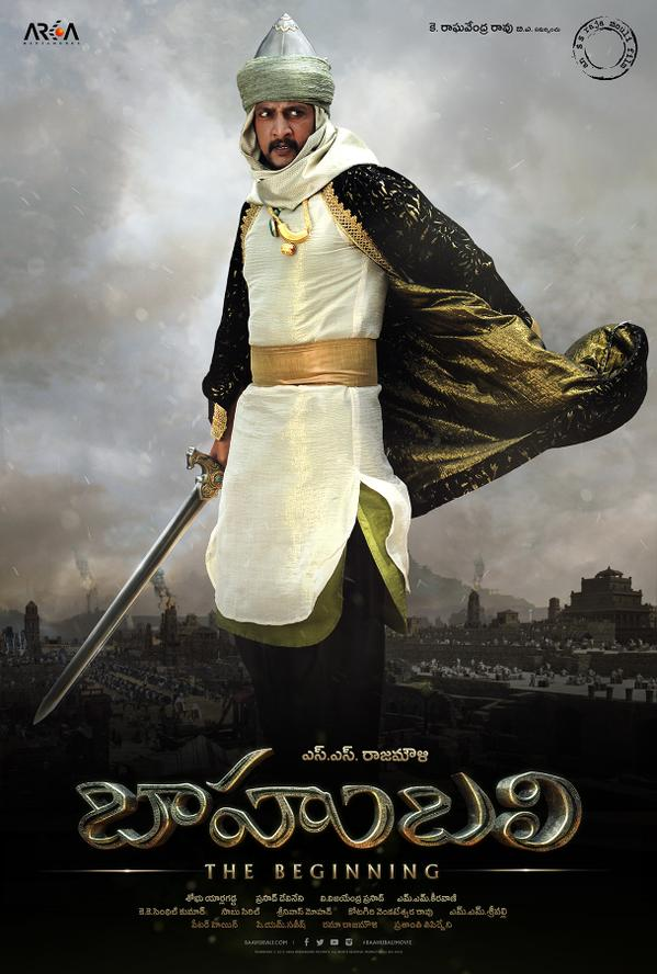 This image has an empty alt attribute; its file name is sudeep-baahubali.jpg