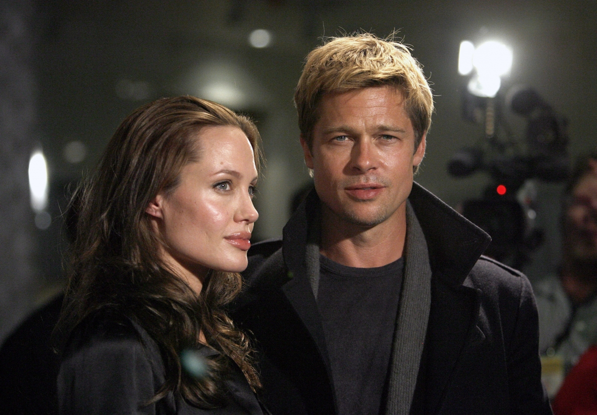 Allied Actor Brad Pitt Is Sleeping With Actress Who Is As