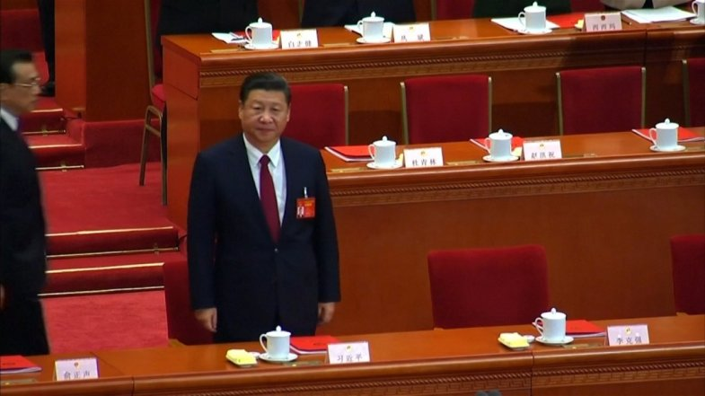China Communist Party green-lights Xi Jinping's ...