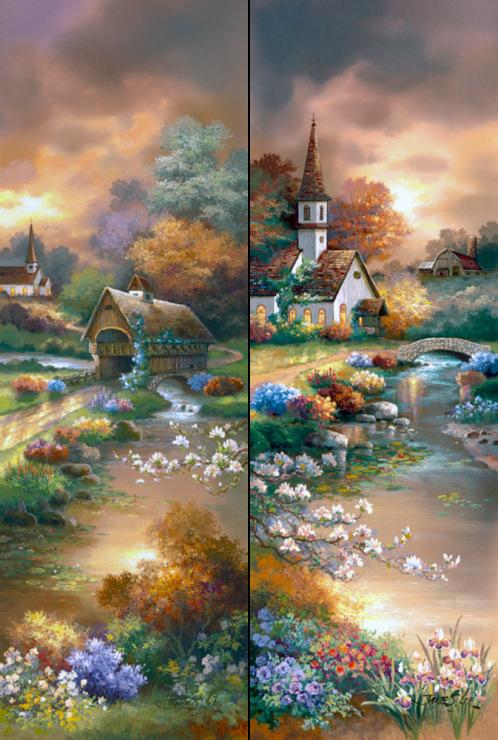 Gallery.ru / Фото #57 - Джеймс Ли. Красивые пейзажи ...