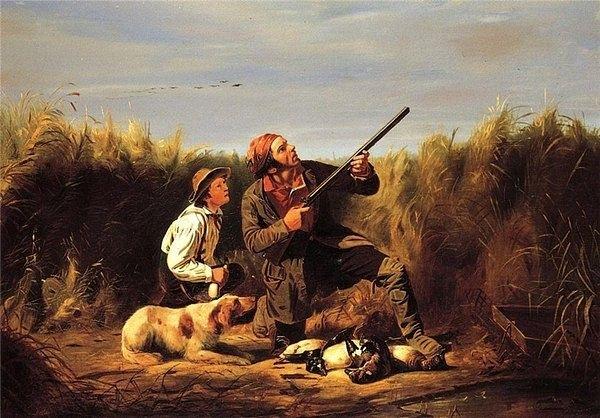 Охота и рыбалка. Картинки для декупажа. Обсуждение на ...