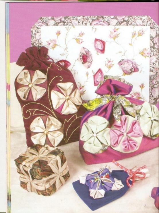 Gallery.ru / Фото #26 - Оригами из ткани - Los-ku-tik