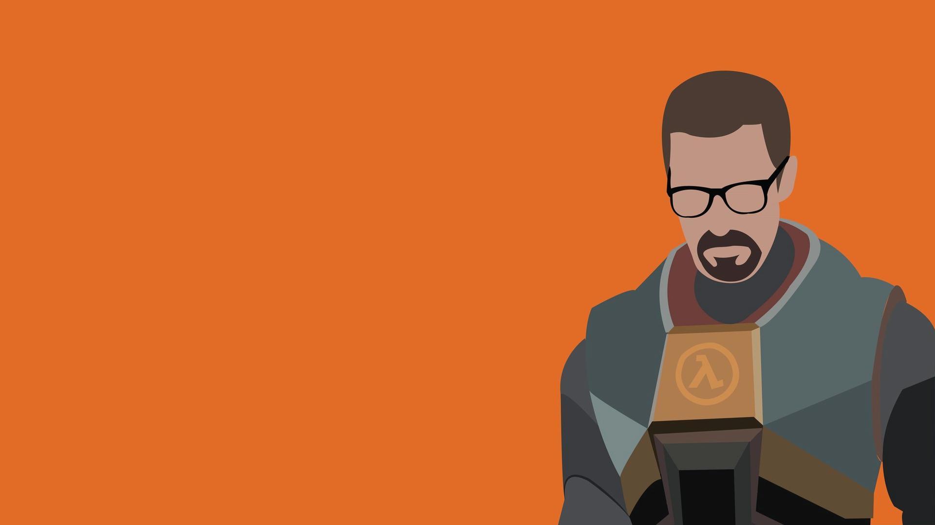 Wallpaper Gordon Freeman Half Life Ph D Hd Widescreen