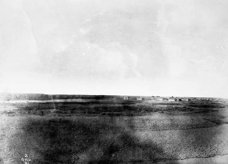 Fort MacLeod, Alberta, Canada. 1881.