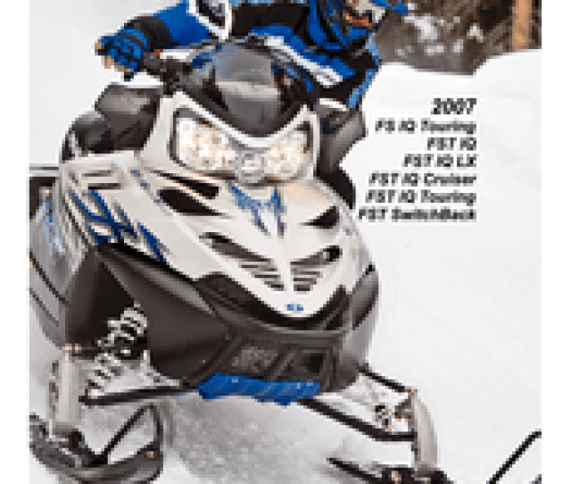 Manuals And User Guides For Polaris Fst Switchback We Have 1 Polaris Fst Switchback Manual Available For Free Pdf Download Owners Manual