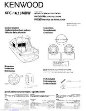 Kenwood KDC252U Manuals