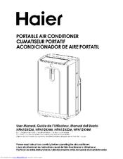 Haier HPN12XCM Manuals