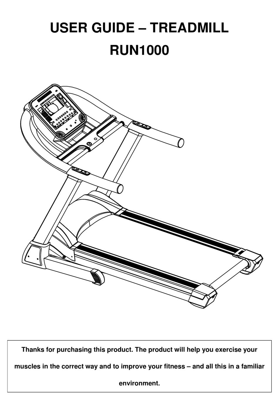 techness run1000 user manual pdf