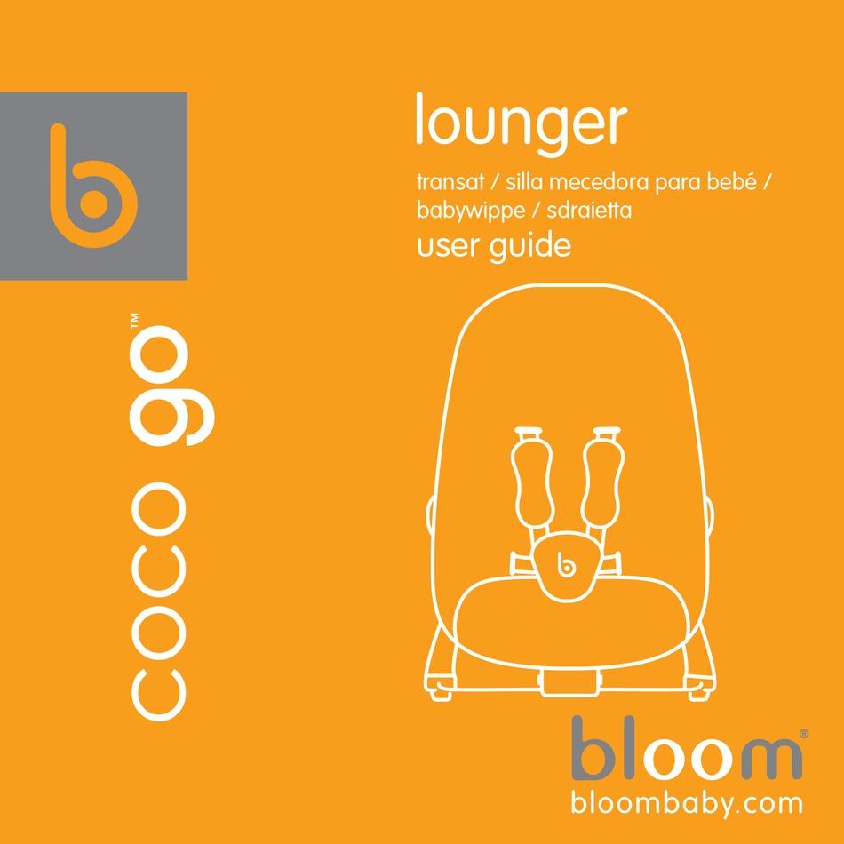 bloom coco go user manual pdf download