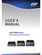 C T Solution Aco 3000 4l 5350u Manuals Manualslib