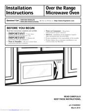 frigidaire ffmv164lsa manuals manualslib