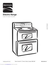 Kenmore C970 Series Manuals Manualslib