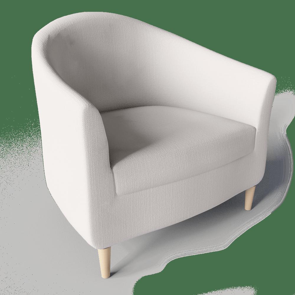 Bim Object Tullsta Armchair Ikea