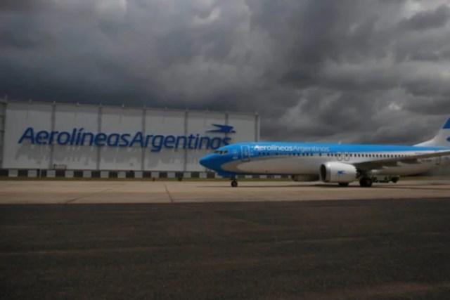 Crisis en Aerolíneas Argentinas
