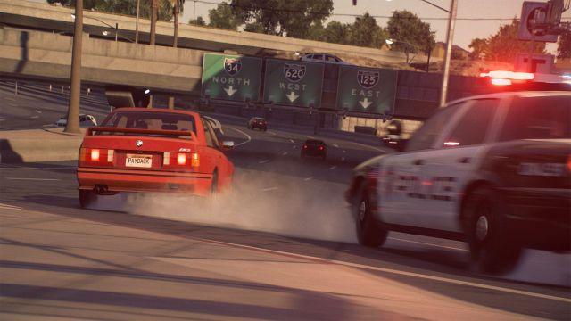 OyNeed for Speed: Paybackunİsmi